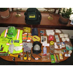 CERT Backpack Supplies
