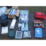 Household and Neighborhood Emergency Supplies